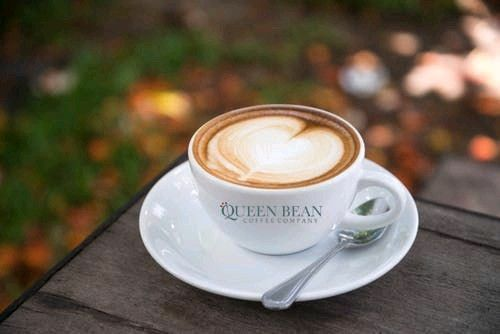 Pin By Cindy Pearl On Queen Bean Coffee Company Coffee Company Tableware Coffee Beans