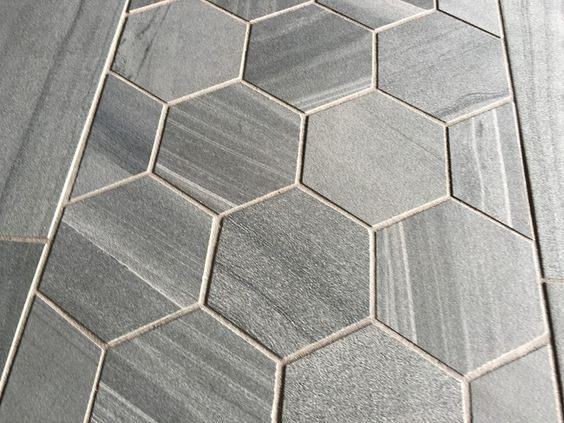 Top 10 Most Popular Hexagon Tiles Hexagon Tiles Tile Bathroom Octagon Tile Floor
