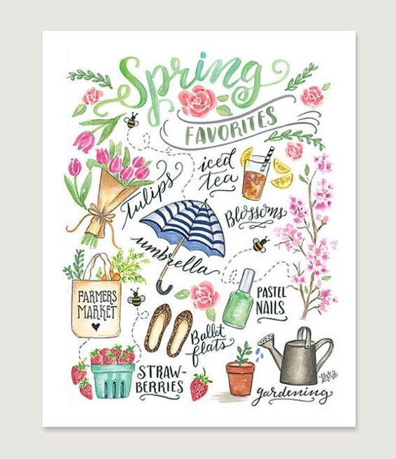 Inspiración de primavera , os gusta la primavera ? Por que a mí me ENCANTA!  #Forevergoodlife