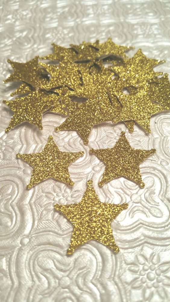 Western Wild West rodeo gold glitter sheriff badges confetti die cuts cowboy cowgirl birthday party favor baby shower table decor invitations inserts Toy Story Woody Sheriff Callie