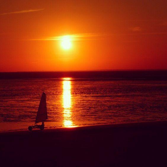 #chatelaillon #sunset
