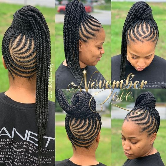 Cornrows Braided Hairstyles 100 African Hair Braiding Styles Pictures 2019 Correct African Hair Braiding Styles Braided Hairstyles Kids Braided Hairstyles