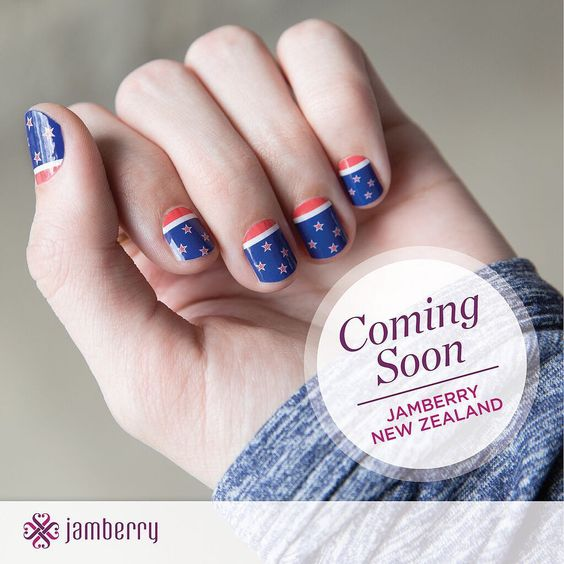 Jamberry will be launching in New Zealand October 1st! This means that you could be one of the first in your country to start up business with the amazing company! This is already a multimillion dollar company in the United States and Canada, imagine the potential of you are one of the founding leaders of a New Zealand team! Contact me for more information alisongeisler.jams@gmail.com