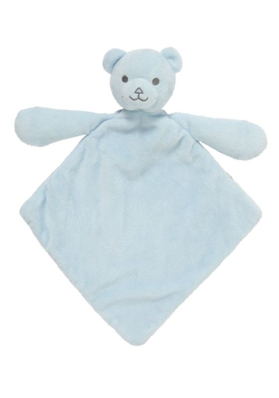 Clothing at Tesco   F&F Bear Comforter > accessories > Baby Boys > Baby