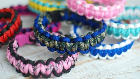 You can buy those ugly little plastic mosquito repellent bracelets, but why not make yourself something much more attractive that you also can reuse?
