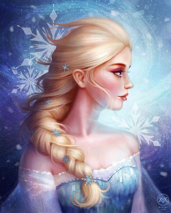 Queen Elsa: