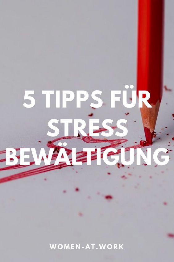 Stress verhindern und bewältigen – kein Problem ist unlösbar