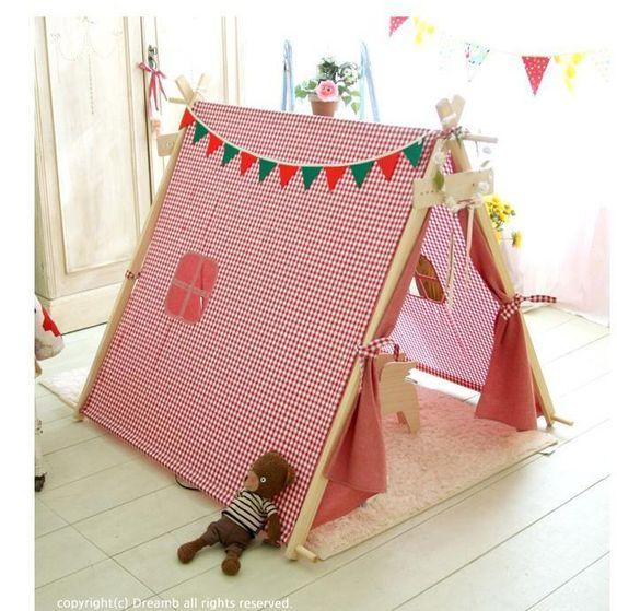 tenda de crianca - Pesquisa Google
