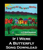 If I Were A Butterfly Song Download: Songs for Teaching® Educational Children's Music