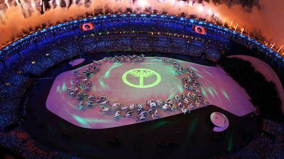 La cérémonie d'ouverture des Jeux Olympiques 2016 s'est tenue vendredi à Rio , en 90 secondes revivez celle-ci