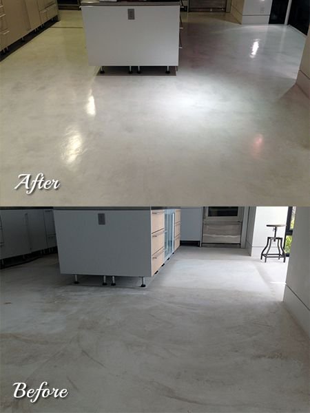 Barrier Ext One Gallon Concrete Floors In House Concrete Stained Floors Concrete Floors Diy