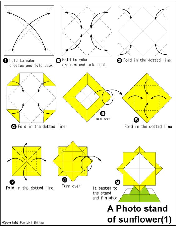 sun origami and a photo on pinterest