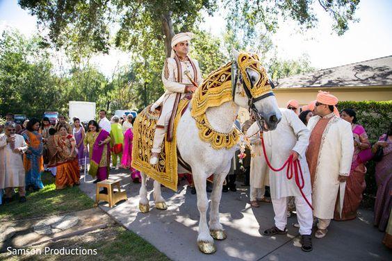 Baraat horse http://www.maharaniweddings.com/gallery/photo/91887