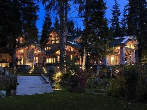 House vacation rental in Whistler from VRBO.com! #vacation #rental #travel #vrbo