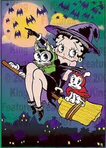 Betty Boop Halloween Flag By ~katbaleu On DeviantART