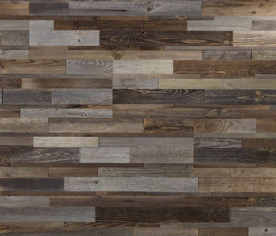 Cube Panel Reclaimed Wood Alder Grey Admonter Check It
