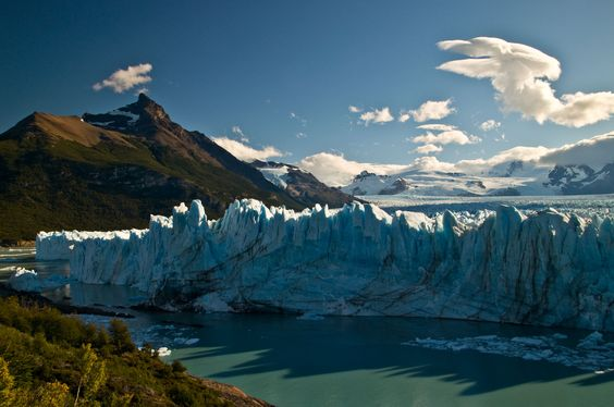 Glaciar Perito Moreno - Patagonia, Argentina