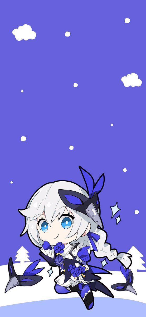 Sixth Serenade Kallen Kaslana Phone Wallpaper Anime Wallpaper Iphone Character Design Chibi