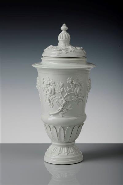 Meissen vase, ca. 1713-15