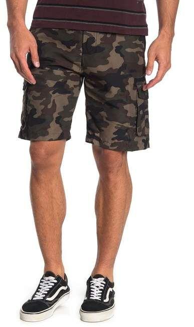 Ecko Unltd Ripstop Cargo Shorts Size 30 32 Msrp $50.00 Combat New