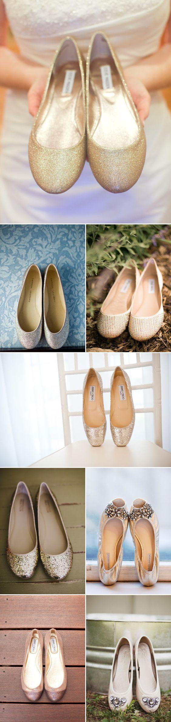 Ballerinas para novias 6