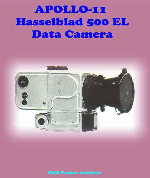 APOLLO-11 HASSELBLAD CAMERA: