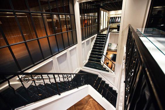 Mackintosh flagship store by Wonderwall, Tokyo