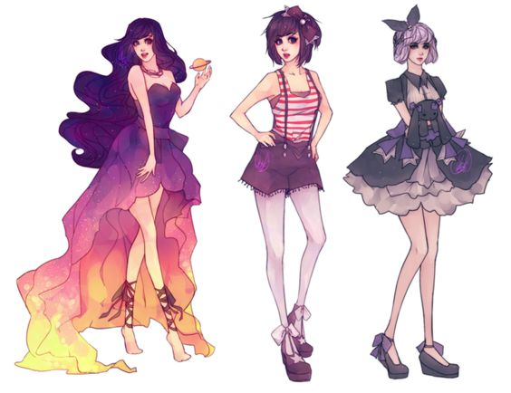 Various quickies by agent-lapin on @DeviantArt
