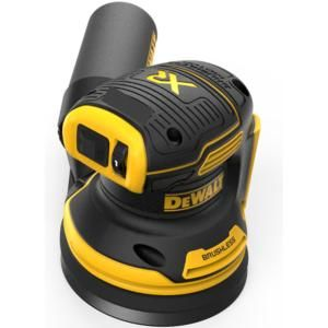 The Dewalt Dcw210b Allows You To Sand Without The Hassle Of A Cord Hook And Loop Pads Are Designed For Easy Replacem Dewalt Cordless Tools Dewalt Dewalt Tools