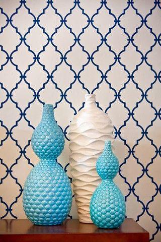 Antonina Vella for Seabrook wallpaper