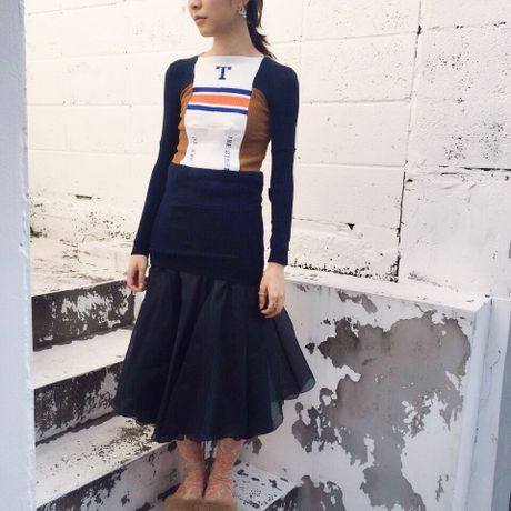 hiroco motoyanagi socks dress【1】