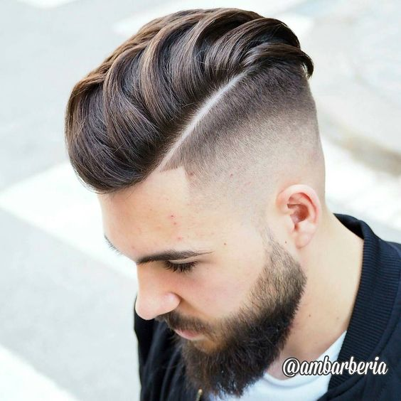 21 new undercut hairstyles for men types of undercut. Black Bedroom Furniture Sets. Home Design Ideas