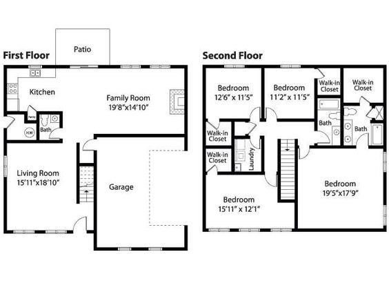 Great lakes military housing floor plans