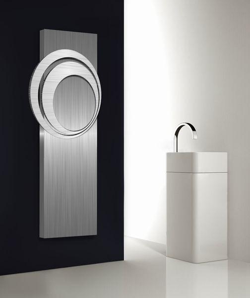 THE EYE Ein Sensation an der Wand, Design Heizung Küche, Vertikale ...