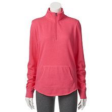 Pink Republic Juniors' Drop Shoulder Hoodie