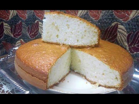 الكيكه بتاعتي بخبرة السنين لونها أبيض هشة وأسفنجية طعم وريحة جنان Desserts Deserts Cooking