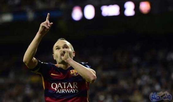 إنييستا قد يبتعد عن برشلونة لـ 4…: تعرض أندرس إنييستا قائد وسط برشلونة الإسباني، لإصابة خلال مباراة فريقه أمام إشبيلية في ذهاب كأس السوبر…