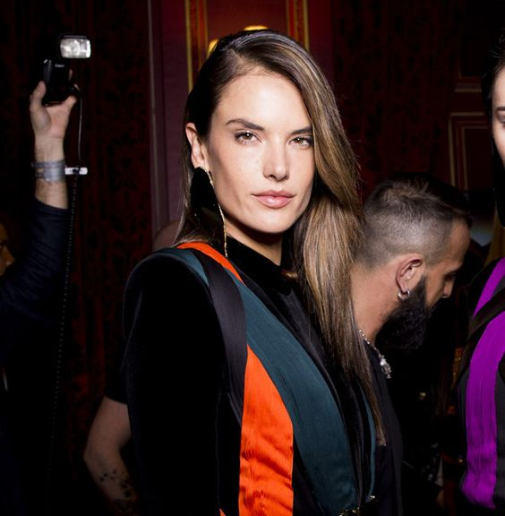 Model Alessandra Ambrosio on Her Jet Lag Beauty Strategy—and Prepping for the Balmain Runway – Vogue