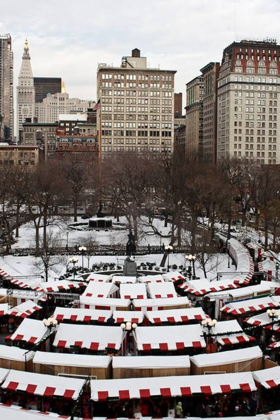 Nyc Christmas Markets 2020 Christmas Markets 2020 in New York   Dates & Map | Christmas