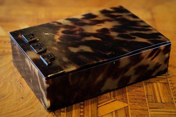 $400 - Tortoise Box:
