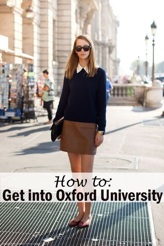 """""""Help! How do I Get Into Oxford University?"""" - The Complete Guide to the Application Process"""