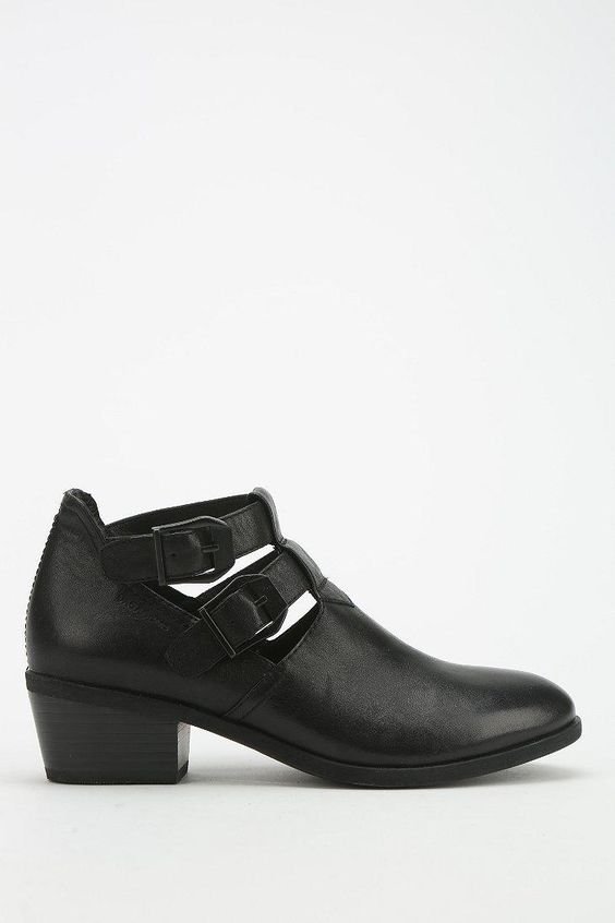 Vagabond Yenice Cutout Ankle Boot #urbanoutfitters