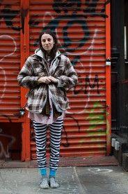 On the Street…Prince St, New York