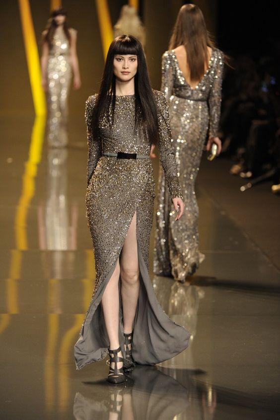 Elie Saab RTW Fall 2012 #fashion