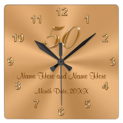 6 Wonderful Wedding Gift Ideas Most People Do Not Think Of In 2020 Golden Wedding Anniversary Gifts Anniversary Gifts Golden Wedding Anniversary