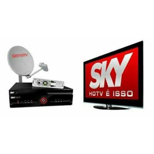 Sky Tv Sky Hdtv Redes Sociais E Dicas De Seguranca