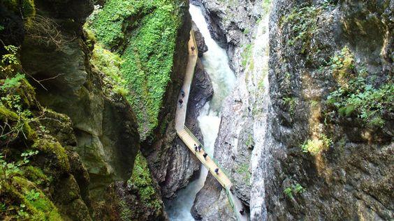 Breitachklamm - Naturwunder in Oberstdorf