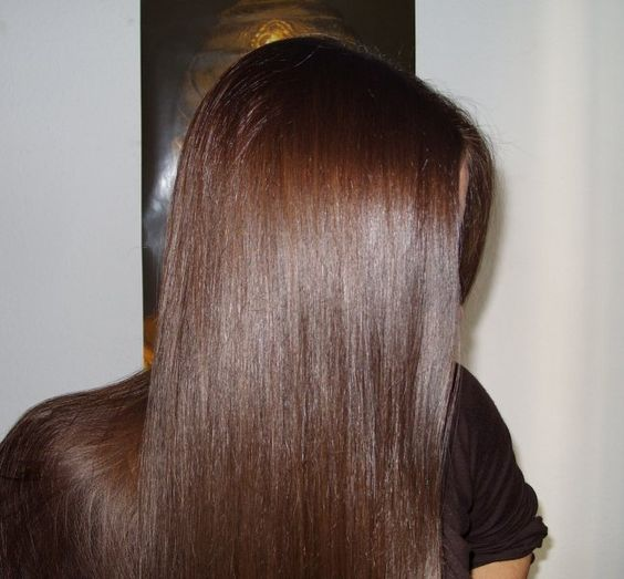 such a nice brown color rather than the usual red must - Henn Color