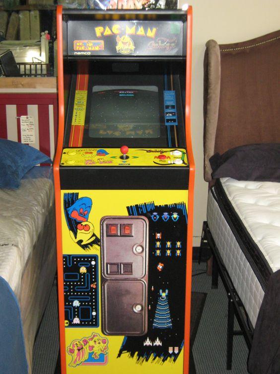 mrs pacman arcade machine for sale