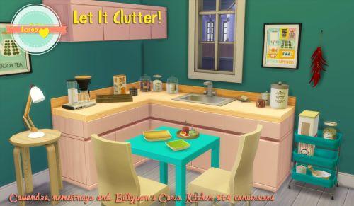 Loree ♥ - Kitchen deco conversions